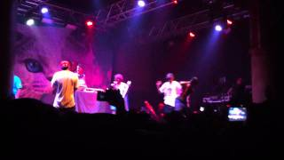 Hodgy Beats- Turnt Down live