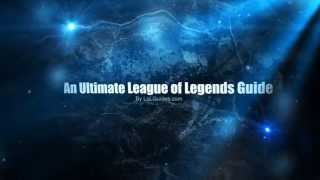 League of Legends Guide Review - The Best Guide on the Net