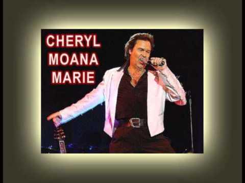 Cheryl Moana Marie de John Rowles Letra y Video