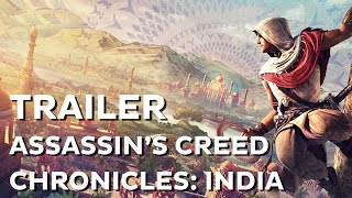 Assassin's Creed Chronicles: India - Video de Gameplay
