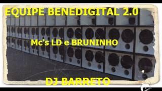 AQUECIMENTO JOGA NOVINHA _ MC'S LD E BRUNINHO_=_ DJ BARRETO