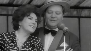 Vlasta Chramostová a Rudolf Hrušínský - 2 dechovkové písničky (1970)