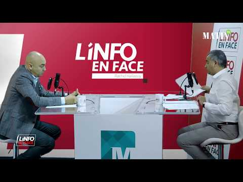 Video : L'Info en Face avec Choukry Maghnouj