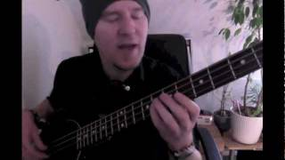 Bass Lesson:  NWA: Express yourself