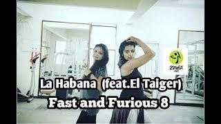 LA HABANA | Fast and Furious 8 | Zumba Fitness choreography | Aishwarya Bansode | YouCanDance