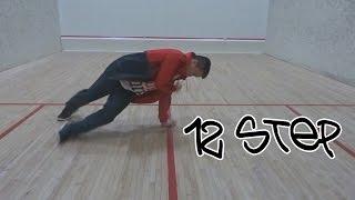Footwork Fundamentals - 12 Step