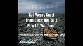 blessthefall - God Wears Gucci w/ lyrics