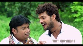 Comedy Scene  With  Khesari Lal Yadav - THUG
