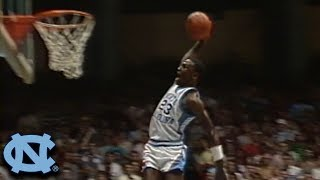 Michael Jordan UNC Highlights - Narrated by Dean Smith