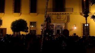 Entrada Via+Crucis Ntro. Padre Jesús de la Redención Sevilla 2016
