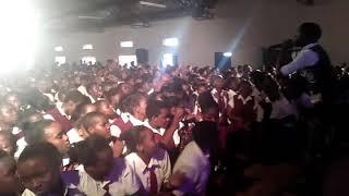 Kenny Bizzoh Performance at Citizen Tv #BambikaLive St Marys Girls Kinyambu