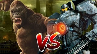 King Kong VS Gipsy Danger | BATTLE ROYALE width=