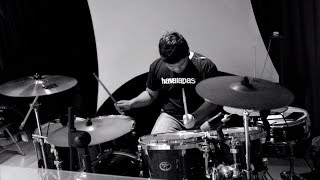 Say The Word - Hillsong United (Drum Cover)