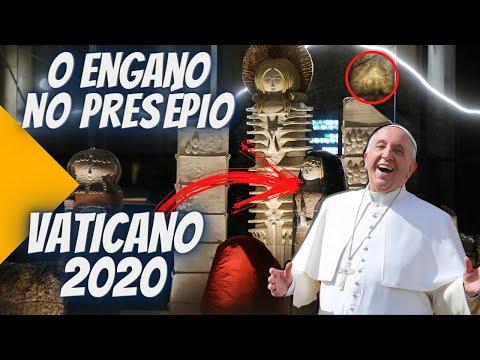 O Engano Apresentado no Presépio do Vaticano - É Algo Muito Maior!!