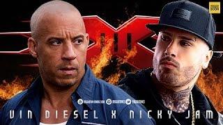 PELICULA 2017: Nicky Jam y Vin Diesel en Pelicula XXX (Reativado) 2017