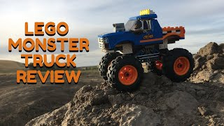 Lego City Monster Truck 60180 Build and Review!