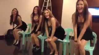 Sexbomb Girls - Gangnam Style