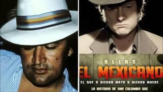 blanca y clandestina Osvaldo Montes Canción Oficial de Alias 'El Mexicano' LETRA