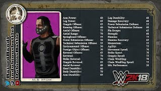 WWE 2K18 Mustafa Ali MoveSet (Updated)