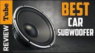 Road Trax Audio System... Car Bass Tube testing...