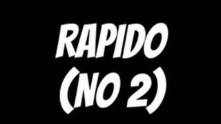SONIDO / (RAPIDO)