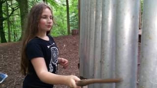 Tubular Bells in the park