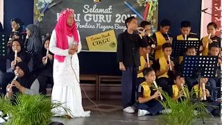 Cinta Dirgahayu Cover By The Outburst Fire SK Simpang For Hari Guru 2017