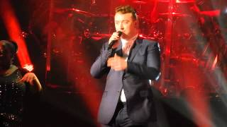 Sam Smith cover of September Earth, Wind & Fire [live at O2 Academy in Newcastle 25/10/14]