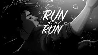 Run, Baby, Run || Percy and Nico