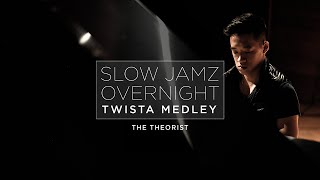 Twista - Slow Jamz Overnight | The Theorist Medley