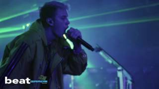 Machine Gun Kelly - Young Man - Live