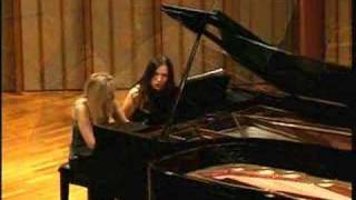 Sonata for 4 hands, 1. Prelude- Francis Poulenc