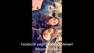 Booboo Stewart, Sofia Carson & Megan Trainer in Amsterdam - August 27 & 28