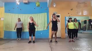 Bailame - Nacho (version cumbia) Zumba