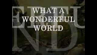 what a wonderful world - Louis Armstrong (CIFRADA EM INGLES).wmv