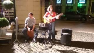 La Yegros - Viene de mi  (acoustic cover by Epsilon Bordeaux)