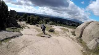Enduro - Hoyo de Manzanares - 4th of March 2017