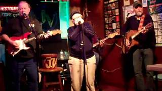 VERNON SANTMYER'S OPEN MIC..MAMMA'S HUNGRY EYES.. AT JV'S  MARCH 23 2011 008.MOV