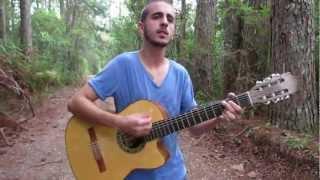 Elvis Presley - Suspicious Minds (Gabriel Ribeiro acoustic cover)