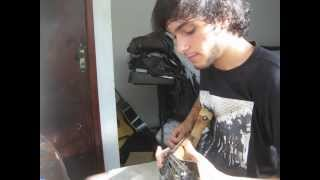 Diogo Muzzy - Can't Stop Lovin' You cover solo