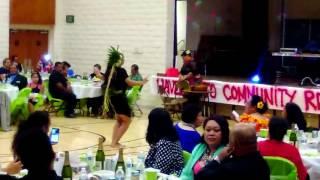Te Vaka Dance