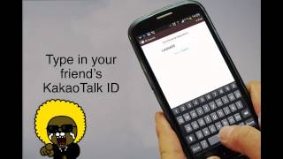 How to Add Friends on KakaoTalk
