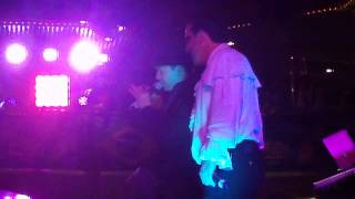 NKOTB Cruise 2014-Jon & Donnie talk about us not making it to work and our kids not going to college