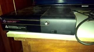 Xbox 360 super slim ligando luz vermelha galera se inscreve no canal q logo vou postar outros vídeos