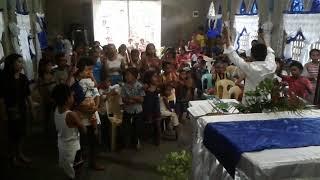 Ikaw ug Ako Pinangga Sa Ginoo Singing