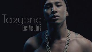 Taeyang - Eyes, nose, lips. Letra fácil (pronunciación)