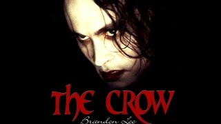 """The Crow (1994) - Sizzle Reel - """"Burn"""" (The Cure) [HD]"""