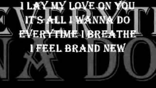 I lay my love on you - Westlife (Lyrics)