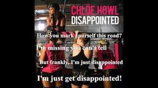 Chlöe Howl - Disappointed (Lyric Video)