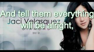 Give them Jesus - Jaci Velasquez Lyrics!